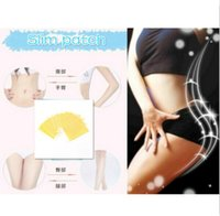 Wholesale Lose weight Navel Paste Slimming Patch Sheet Health Slimming Diet Detox Adhesive