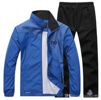 Wholesale NK men sport suit adult early morning runs men tracksuits adult clothing size L XL colors spring and autumn sales