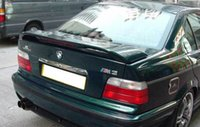 Wholesale Fiber Glass E36 Series i i i i M3 Rear Spoiler Trunk Wing