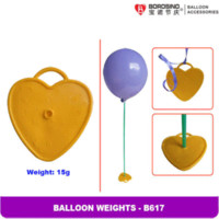 balloon weights - B616 bag grams balloon weight bag gym bags made in italy