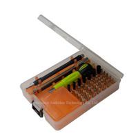 Wholesale 46 in Precision Repair Tools Multi purpose precision Screwdrivers Set iPhone6 S ipad Samsung mobile phone laptop disassemble tool