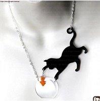 acrylic aquariums - Play an acrylic cat catch fish aquarium story cat and fish joker the necklace