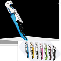 Wholesale creative promotional gifts multifunctional All in one Corkscrew beer wine bottle opener in grape wine knife