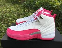 autumn women s shoes - 2016 Autumn Retro S GS Valentines Day Vivid Pink Women Basketball Sport Shoes size