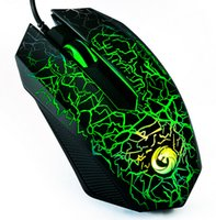 Wholesale High Quality Professional Wired Gaming Mouse DPI Optical USB Wired Computer Mouse Mice Cable Mice