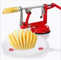 apple slicing machine - 3 in apple peeler fruit peeler slicing machine stainless steel apple fruit machine peeled tool Creative Home Kitchen