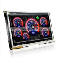 avr panel - 7 quot inch TFT LCD Module Display w SSD1963 XPT2046 Controller Touch Panel Screen MCU Parallel AVR STM32 ARM lcd touch display
