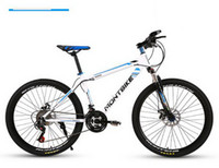 bicycle suspension system - 27 speed inch Variable speed mountain bike Double disc brake Variable speed system Students of adult bicycle tb111011