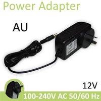Wholesale H AC V to DC V AU Plug adapter charger Power Supply Adapter For H Wansview IP Camera