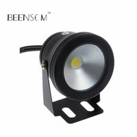 Wholesale Beensom LED Underwater Light Waterproof IP DC V for Swimming Pool W COB RGB White and Warm White with K IR REmote