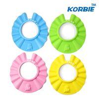 baby eye test - Test adjustable baby shampoo shampoo cap cap child children baby shower shower cap eye ear shampoo cap