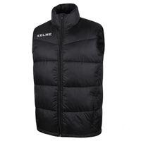 advanced sports training - Kelme K15P022 Men Advanced Imitation Sport Football Training Sleeveless Down Cotton Vest Black