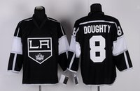 Wholesale Kings Doughty Hockey Jersey Cheap Hockey Jersey for Man Best Hockey Wears Top Selling Hockey Uniform Discounted Hockey Shirts Online Sale