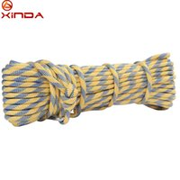 Wholesale 1m Original Xinda XD S9805 mm KN Auxiliary Rope survival Safety Professional Rope durable paracord rope Climbing Cord