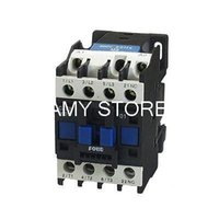Wholesale V KW Phase P N C AC Contactor DIN Rail Mount V Coil CJX2