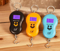 Wholesale The gourd scale Portable scale Portable electronic scales Parcel scale luggage scale