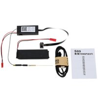 battery access - New HD P MP Spy WIFI Camera Module Hidden Cam Mini DVR Security Camcorder mAh Battery Remote Control View Super Night Vision LED
