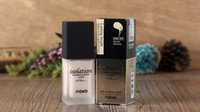 Wholesale NOVO BB cream moisturizer sun block oil control concealer face makeup BB creams fine silty