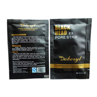 Wholesale DOBERYL Mineral Mud Nose Paste Tearing Type Remove Blackhead And Acne Shrink Pores T zone Care Nose Care
