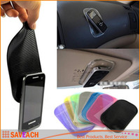 Wholesale Anti Slip Mat Car Dashboard Windshield Sticky Pad Holder Mount for Iphone Ipone4 s s s HTC xiaomi huawei LG