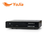 Wholesale Genuine Zgemma Star H2 DVB S2 T2 C Combo Smart TV Box Enigma2 Twin Tuner with Sumsung A upgraded from Cloud ibox order lt no tra