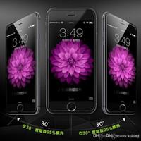 2016 Tiempo-limitado Promoción Alta calidad delantera para Iphone 6s vidrio templado, prima para la película del protector de la pantalla de Samsung para Apple y más Hd