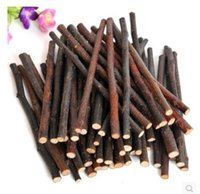 Wholesale Purple Star g Pet Snacks Apple Sticks Chew Toy for Squirrel Rabbits Guinea Pigs Chinchilla Parrot