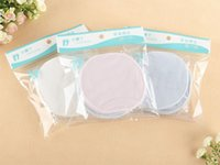 Wholesale 6pcs Layers Reusable Washable Breast Feeding Baby Nursing Pads