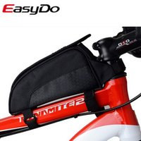 Wholesale Roswheel Easydo Waterproof Bicycle Bicicleta Bag Bike Frame Bags On The Tube Package Accessories Packages Sale Bisiklet Aksesuar