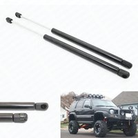 Wholesale 2Pcs set car Auto Gas Charged Lift Support fits for Jeep Liberty Rear Window