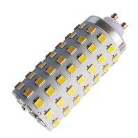 Wholesale GU6 W LED Lamp with AC85 V and Aluminum Radiator Lumens Lights Bulbs OED GU6 W