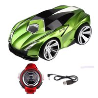 Wholesale Rechargeable Voice Control Car Voice Command by Smart Watch Creative Voice activated Remote Control RC Car rc34