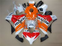 aftermarket abs motorcycle - Motorcycle Fairings For HONDA CBR1000RR Racing Fairings Aftermarket Fairings kit CBR1000 RR Repsol Replica