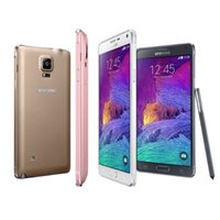 Wholesale New Original Unlocked Samsung Galaxy Note N910P Android Cell Phone Quad core quot MP GB ROM GSM G G WIFI GPS