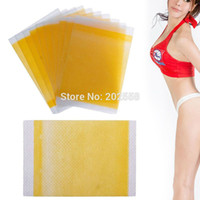 Wholesale 10pcs pack Slimming stick Slimming Navel Sticker Slim Patch Weight Loss Burning Fat Patch