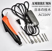 Wholesale AMBRUMS AM S620H V Electric Screwdriver Torque Electric Screwdriver precision electric screwdriver set