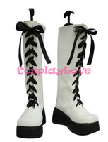 belphegor cosplay - Newest Custom Made Japanese Anime Hitman Reborn Belphegor Cosplay Shoes Boots For Christmas Halloween Festival CosplayLove