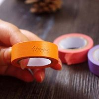 Wholesale Fashion Rolls Sticky Post It Note Paper Memo Pad Gift Office School Decoration Supplies Paper Tape Write Note Shredded
