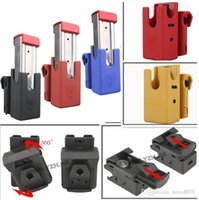 big pistol - Tactical Big Dragon IPSC Ghost Pistol Magazine Pouch GLOCK USP Black Red Blue Yellow