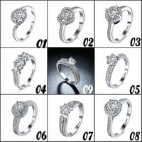 asian wedding wear - Stylish various styles Cubic Zirconia women bohemian gympsy punk style rings fashion accessories femme party wears IN STOCK