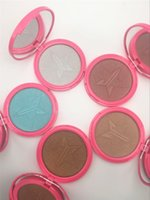 Wholesale Newest Five Star Cosmetics Skin Frost Highlighting Powder Five Stars Bronzers Highlighters ICE COLD PEACH GOLDNESS KING TUT