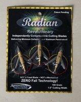 arrow dynamics arrows - Arrow dynamic Solutions New Radian Grain Broadheads