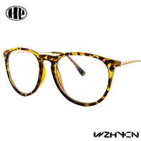 Wholesale 2016 retro oversized eyewear nerd clear lens optical frame quality acetate oculos vintage men women round glasses frame