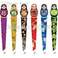 Wholesale Eyebrow Tweezers cosmetic tweezers Russian doll tweezers wholesales