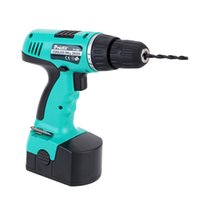 Wholesale Pro sKit Professional Cordless Drill Driver Fine Electric Drill Rechargeable Electric Charging Screwdriver with Driver Bit