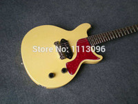 Wholesale electric guitar lp studio slash standard light yellow color electric guitar guitar in china