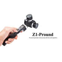 Wholesale Pround Aixs Handheld Gimbal Steady Brushless Stable Strong Stabilizer with Li Po Battery for Sport Camera Airplanes