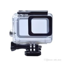 Wholesale Gopro Accessories Underwater m Diving Protective Waterproof Case Shell Cover Housing For Gopro hero Sport Camera