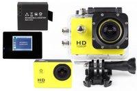 SJ4000 1080P Full HD caméra de sport Wifi sans fil 30M Waterproof Casque HDMI Action Sports caméra enregistreur vidéo comme la voiture DVR