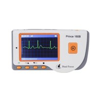 Wholesale HealForce Prince180B ECG Handheld Easy EKG Monitor Portable Health monitor Measurement of one channel ECG FDA CE approved